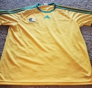 Adidas Climalite South Africa Soccer Shirt, Tag L